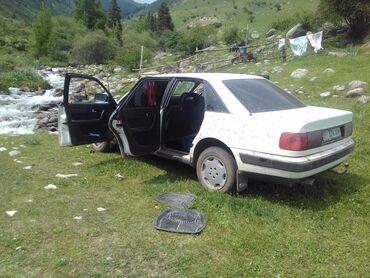 Audi в Кызыл-Суу: Audi RS4 2.3 л. 1992 | 407397 км