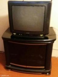 Xırdalan şəhərində Tv orson firması rəngli az işlədilmiş problemi yoxdur 60 azn. Tv altı