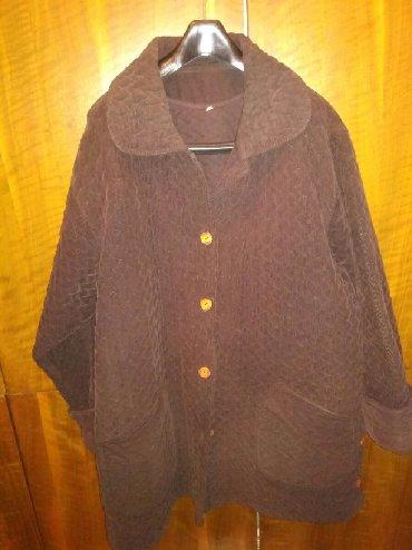 Куртки - Б/у - Бишкек: Куртка женская б/у р.xxl Корея