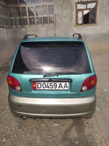 Автомобили - Джалал-Абад: Daewoo Matiz 0.8 л. 2004