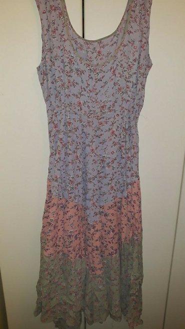 Nova haljina . viskoza. odgovara l \xl