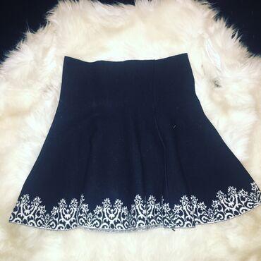 Zimska suknja. Nova