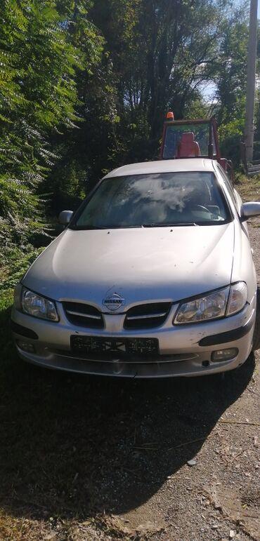 Polovni automobili - Gornji Milanovac: Nissan Almera 2.2 l. 2000