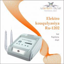 kosmetologiya - Azərbaycan: Kosmetologiya aparati  Elektro koaqulyasiya aparati Funksiyası Dəridə