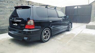 Honda Odyssey 2.3 л. 2002   168000 км