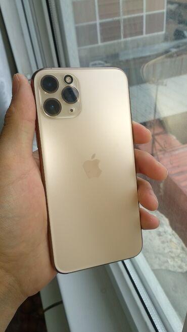 продам iphone 11 pro в Кыргызстан: IPhone 11 Pro 256 ГБ Золотой
