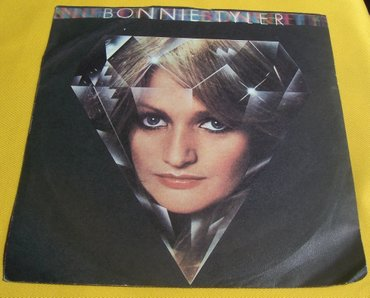 "Bonnie tyler singl. A: ""my guns are loaded"" - Belgrade"