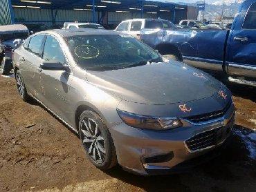 Chevrolet Azərbaycanda: Chevrolet Malibu 1.5 l. 2017 | 56400 km