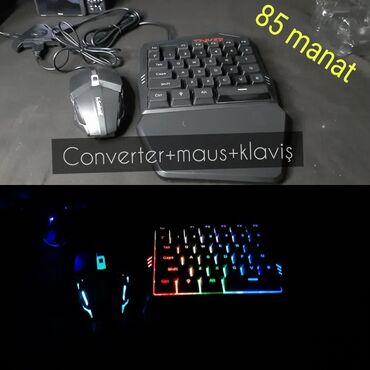 mause - Azərbaycan: Pubg convertor + klaviatura bə mauseYenidirİOS, Android