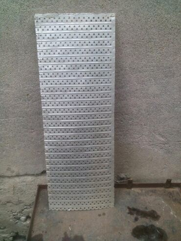 lenne 86 в Кыргызстан: Высечка аллюминиевая,размер 86*32 см