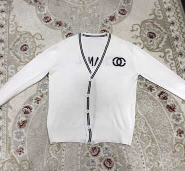Оч легкая кофточка Chanel (новая), стандарт на m,l 42-44-46