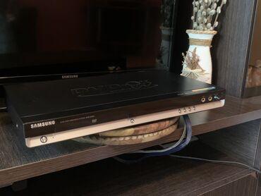 dvd плеер samsung в Азербайджан: DVD и Blu-ray плееры