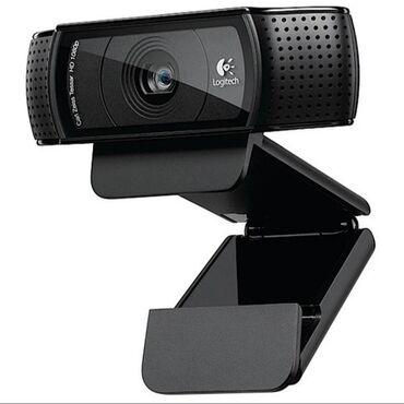 веб камеры x lswab в Кыргызстан: Logitech c920 pro 1080p full hd
