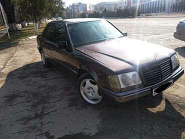 Mercedes-Benz W124 2.2 л. 1993 | 18 км