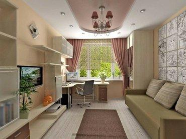 Гостиница 1ком. кв. 2часа-600с. /день-1000с. /ночь-1600с. в Бишкек