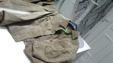 Nova jakna od brusene koze 38vel - Nova Varos