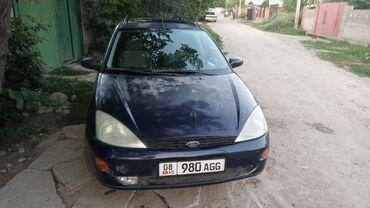 ford mondeo dvigatel в Кыргызстан: Ford Focus 1.8 л. 1999 | 320000 км