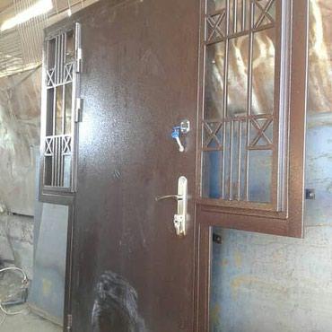 Бронированные двери на заказ,выезд замер бесплатно  в Бишкек
