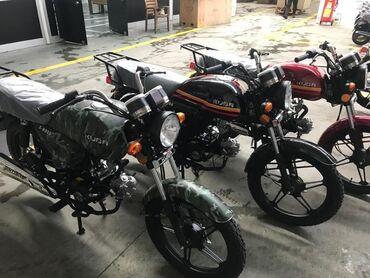 Motosiklet və mopedlər - Azərbaycan: Arayışsız,zaminsiz,şəxsiyyət vəsiqəsi ilə Kuba X-Boss 2 aydan 18