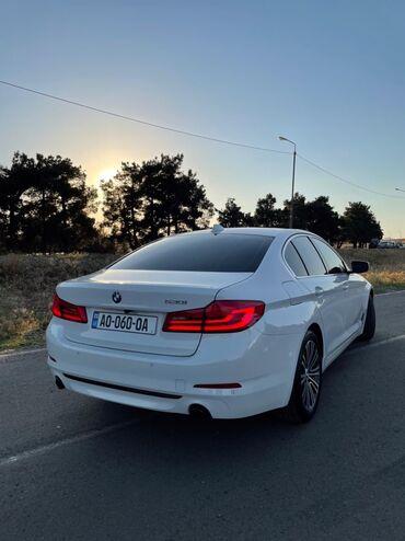Nəqliyyat - Azərbaycan: BMW 530 2 l. 2019 | 26000 km