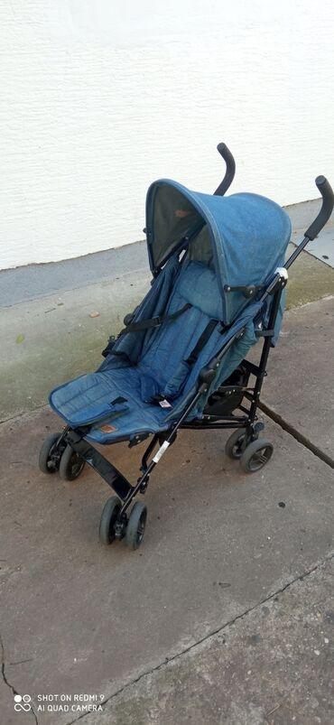 Na prodaju dečija kolica u dosta dobrom stanju! Na kolicima je sve