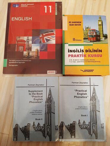 Kitablarİngilis dili 11ci sinif DİM - 4 aznArakin 2ci hissə - 4