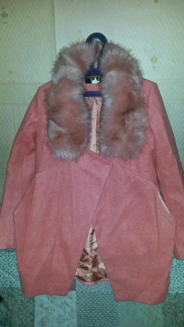 Пальто праизвоцтво карея 46 48 разм 2000 в Бишкек