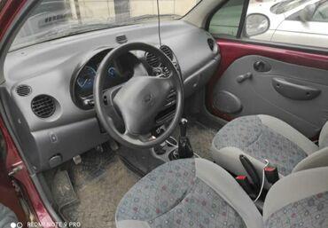 Daewoo Matiz 0.8 л. 2007