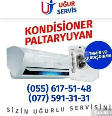 paltaryuyanlar - Azərbaycan: Paltaryuyan ustasi Paltaryuyan temiri