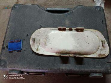 даф в Кыргызстан: Продаю Заглушку на бампер На Даф 105 левая сторона