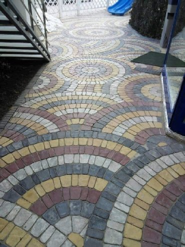 Брусчатка, тротуарная плитка, премиум качества. Гарантия