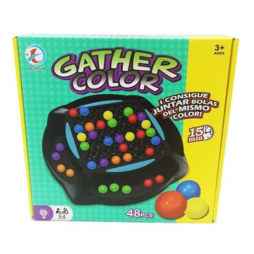 Настольная игра в шарики.Полностью прогоним скуку детей в вашем доме