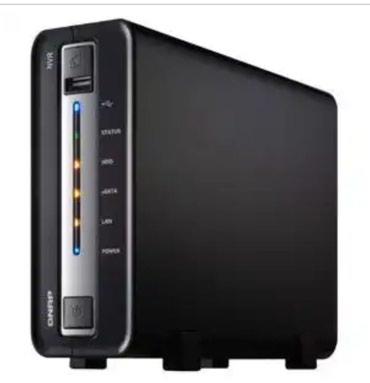 Eksterni hard disk - Srbija: Qnap NVR-104VNetwork Video RecordingProcesor: RISCMemorija: 128MBMesto