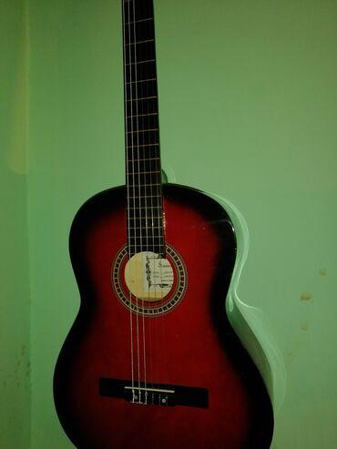 Гитары - Азербайджан: Klassik gitara sances