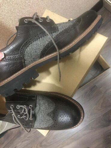 мужские шляпы в бишкеке в Кыргызстан: Мужские туфли Clarks.  Надевали один раз на фотосессию