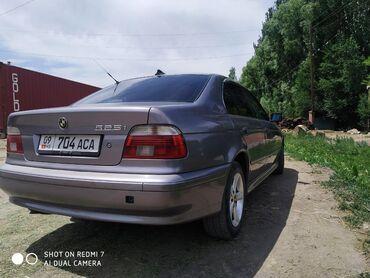 bmw-525 в Кыргызстан: BMW 525 2.5 л. 2002