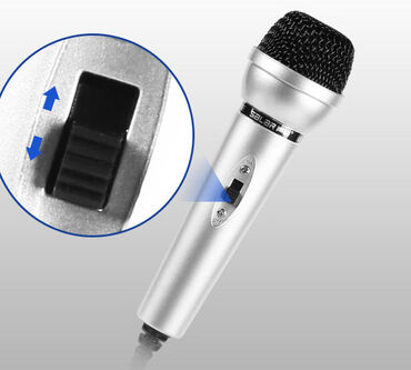 подставки для компьютера в Кыргызстан: Микрофон Марка: SalarМодель: M9Размер: 28x18x7.5 смСовместимость