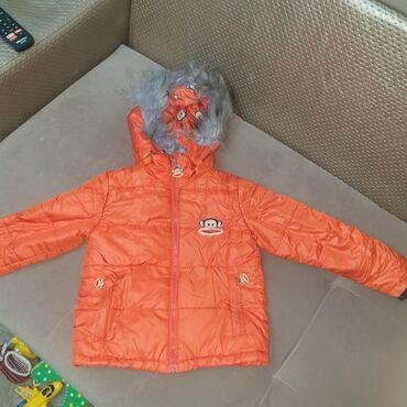 Фирменная куртка Paul frank на ребёнка до 100 см