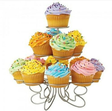 Cupcake stenti