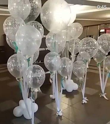 свадебная фотосъемка в Кыргызстан: Свадебные оформления шарами!!!!