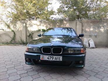 BMW 5 series 2.5 л. 1996