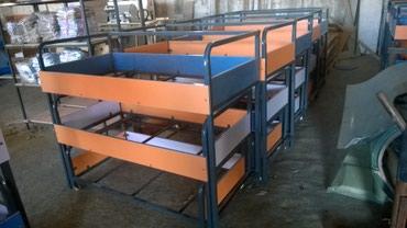 Мебель для детских садов. Шкафы для в Бишкек