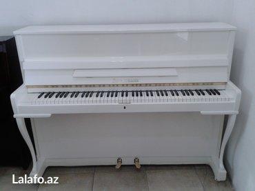 """Bakı şəhərində Пианино """"Zimmermann"""" - Продам немецкое"""