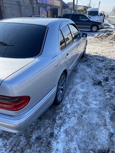 Mercedes-Benz - Sükan: sol - Сокулук: Mercedes-Benz E 320 3.2 л. 1996   215000 км