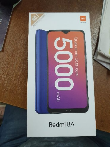 Новый Xiaomi Redmi 8A 32 ГБ Белый