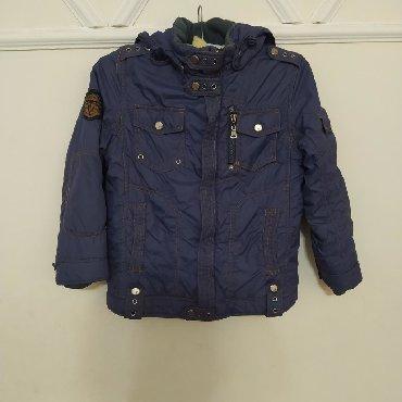детская качественная одежда в Кыргызстан: Куртка демисезонная, детская Корея Качественная С капюшоном