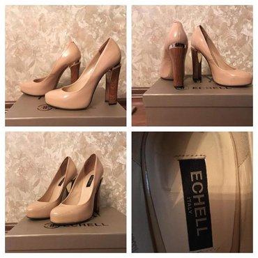 Продаю итальянские туфли б/у в в Бишкек