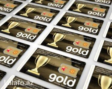 gold nomreler - Azərbaycan: GOLD 055 20900XY.Minimal Qiymet.İstenilen sonluqla və qoşa