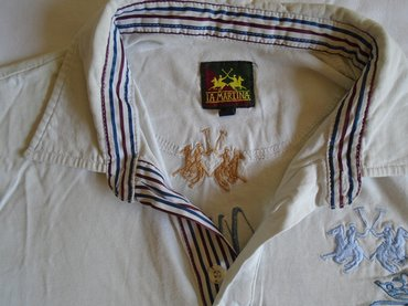 Original La Martina polo majica za muškarce, veličine XL. - Belgrade