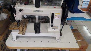 Швейная машина для тяжелого пошива. в Бишкек
